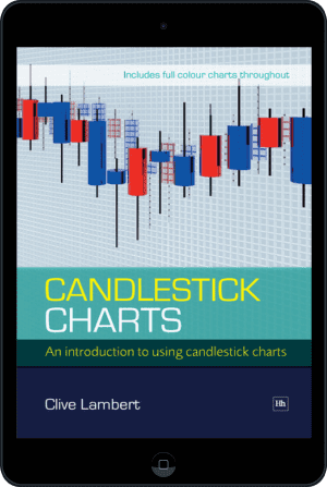 Cover of Candlestick Charts (Ebook - tablet) by Clive Lambert