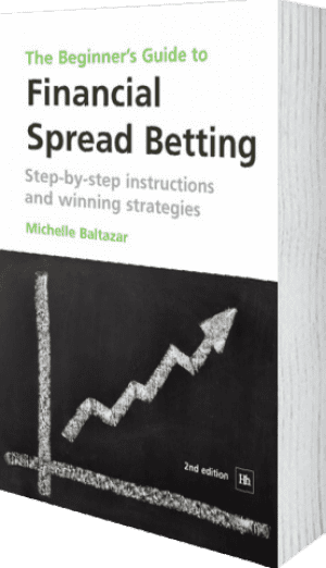 Cover of The Beginner's Guide to Financial Spread Betting by Michelle Baltazar