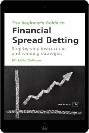 Cover of The Beginner's Guide to Financial Spread Betting (Ebook - tablet) by Michelle Baltazar