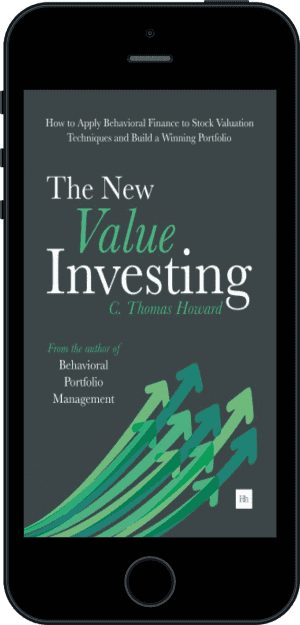 Cover of The New Value Investing (Ebook - phone) by C. Thomas Howard