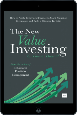 Cover of The New Value Investing (Ebook - tablet) by C. Thomas Howard