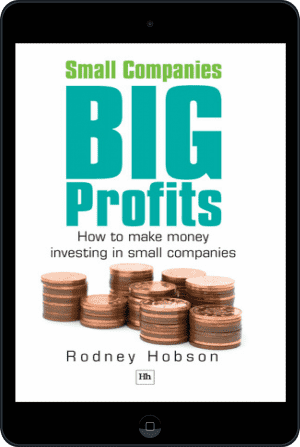 Cover of Small Companies, Big Profits (Ebook - tablet) by Rodney Hobson