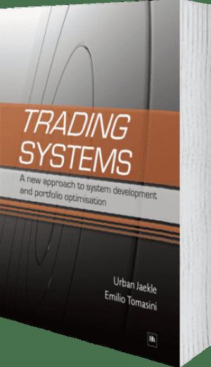 Cover of Trading Systems by Emilio Tomasini andUrban Jaekle