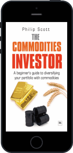 Cover of The Commodities Investor by Philip Scott